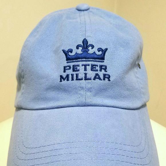 Peter Millar Golf Hat Cap Adjustable Strapback e10e03fe91f